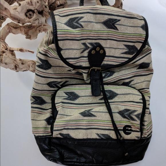 80972d47bad6 Billabong Handbags - Billabong backpack travel bag or beach bag EUC